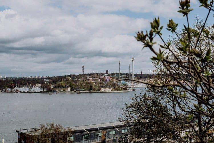 Die schönsten Aussichtspunkte in Stockholm