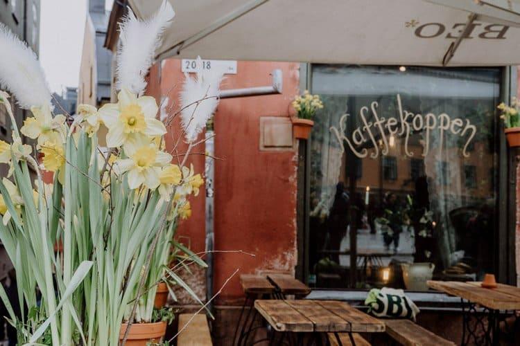 Café Chokladkoppen/Kaffekoppen