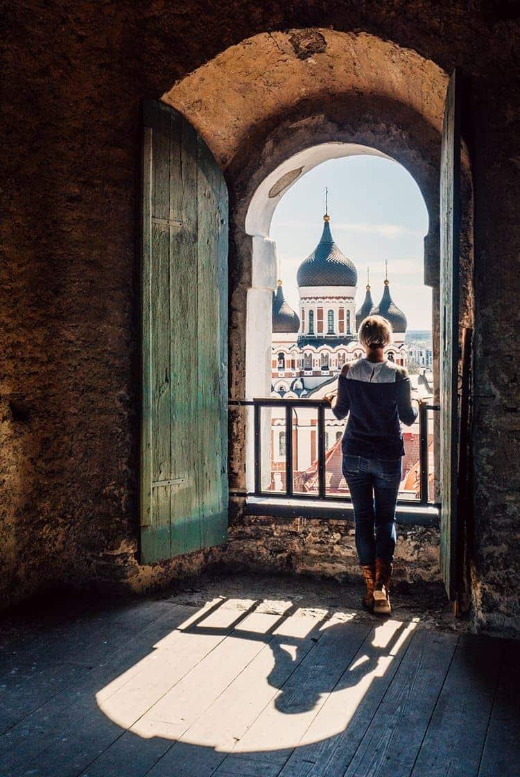 Die schönsten Aussichtspunkte in Tallinn