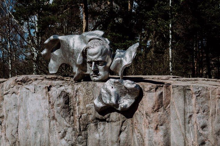 Das Sibelius Monument in Helsinki