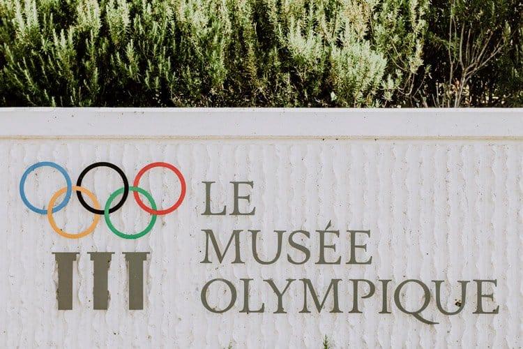 Das Olympisches Museum Lausanne