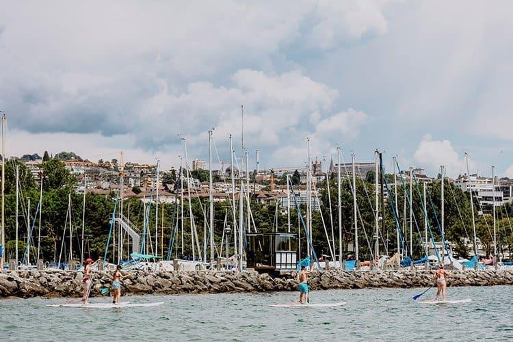 Lausanne: Meine 5 Highlights für ein tolles Wochenende am Genfersee