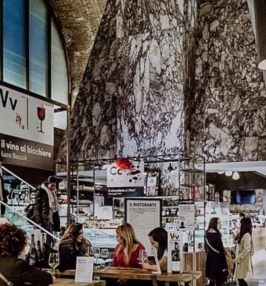 Mercato Centrale Roma – der neue Stern am Gastro-Himmel von Rom