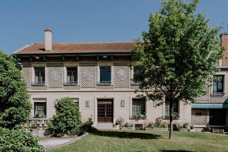 Das Musée de l'École de Nancy