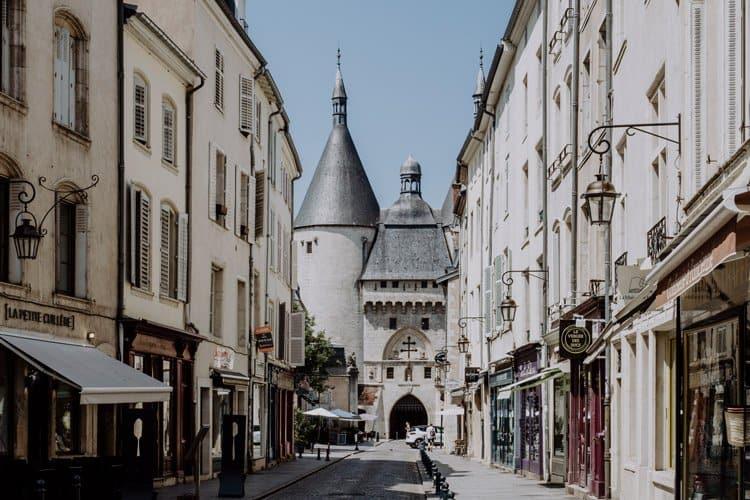 Stadttor Porte de la Craffe