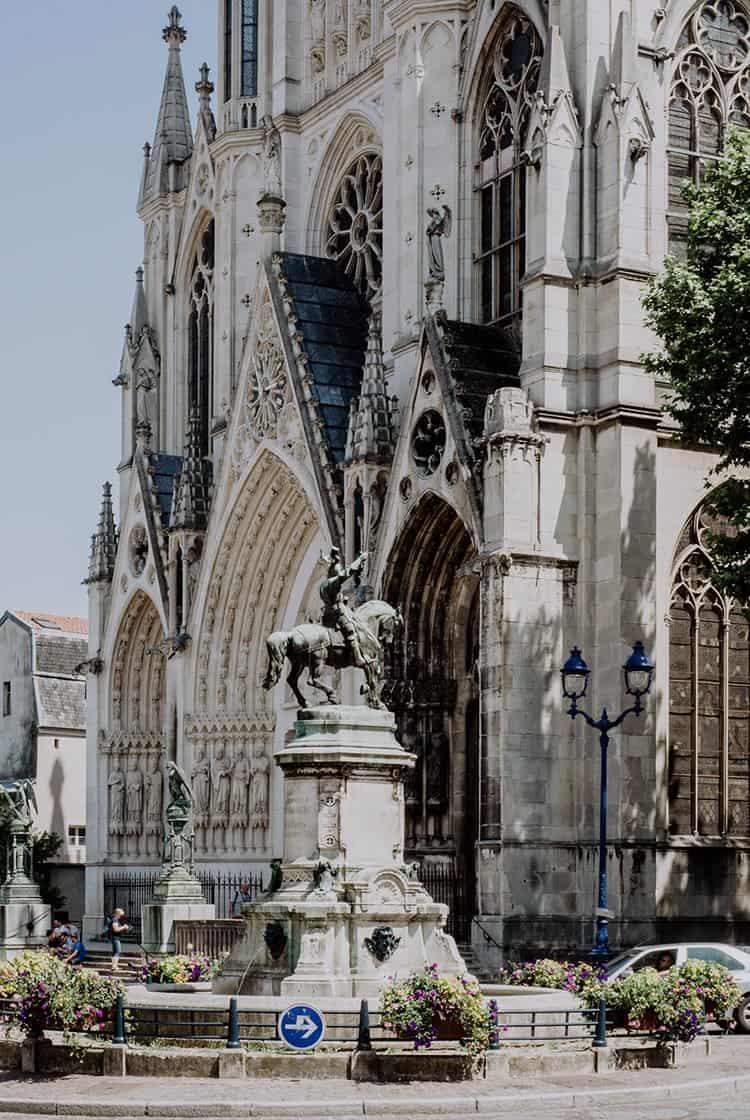 Kirche Saint-Epvre