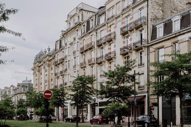 Art Déco Tour durch Reims