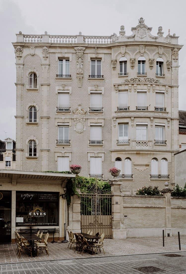 Boulingrin - Reims