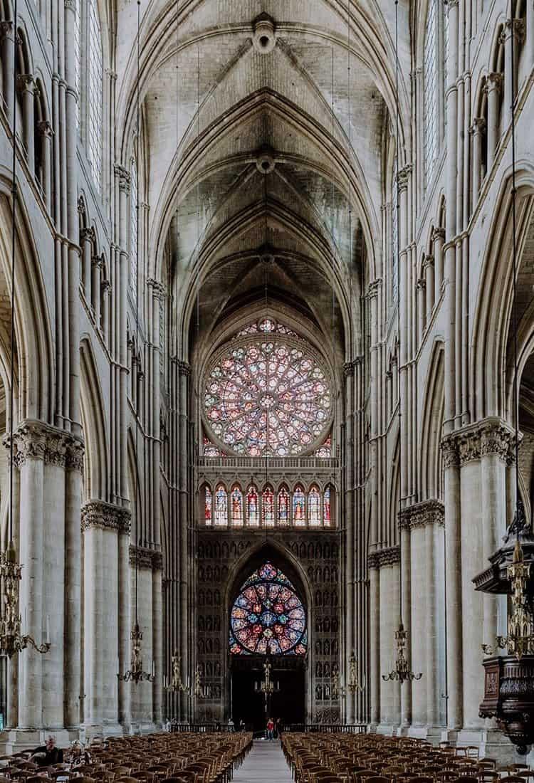 Die Kathedrale Notre-Dame Reims