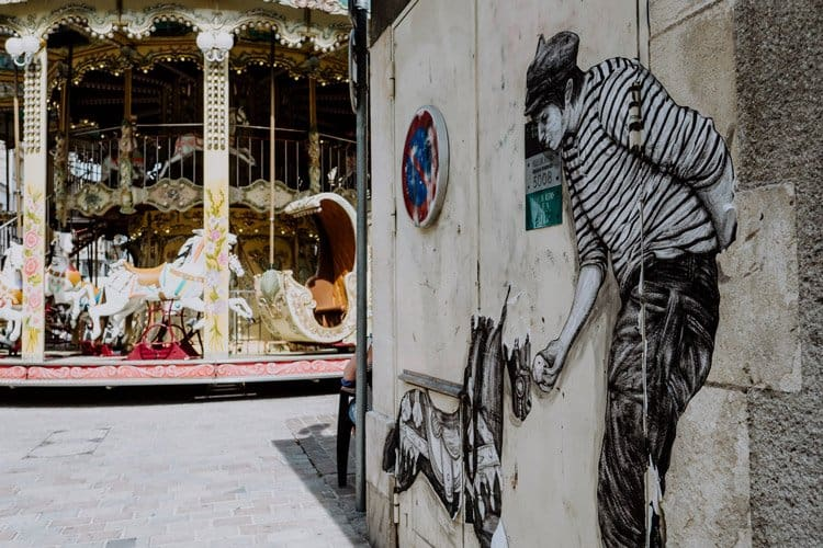 Street Art in Reims