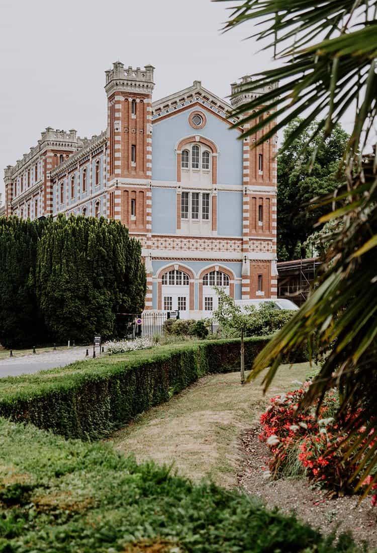 Maison de Champagne Pommery