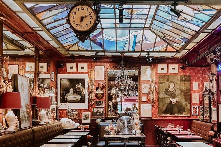 Le Café du Palais