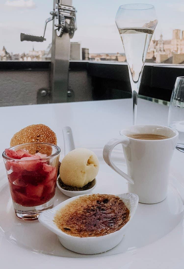 Das Panoramarestaurant IL DUOMO