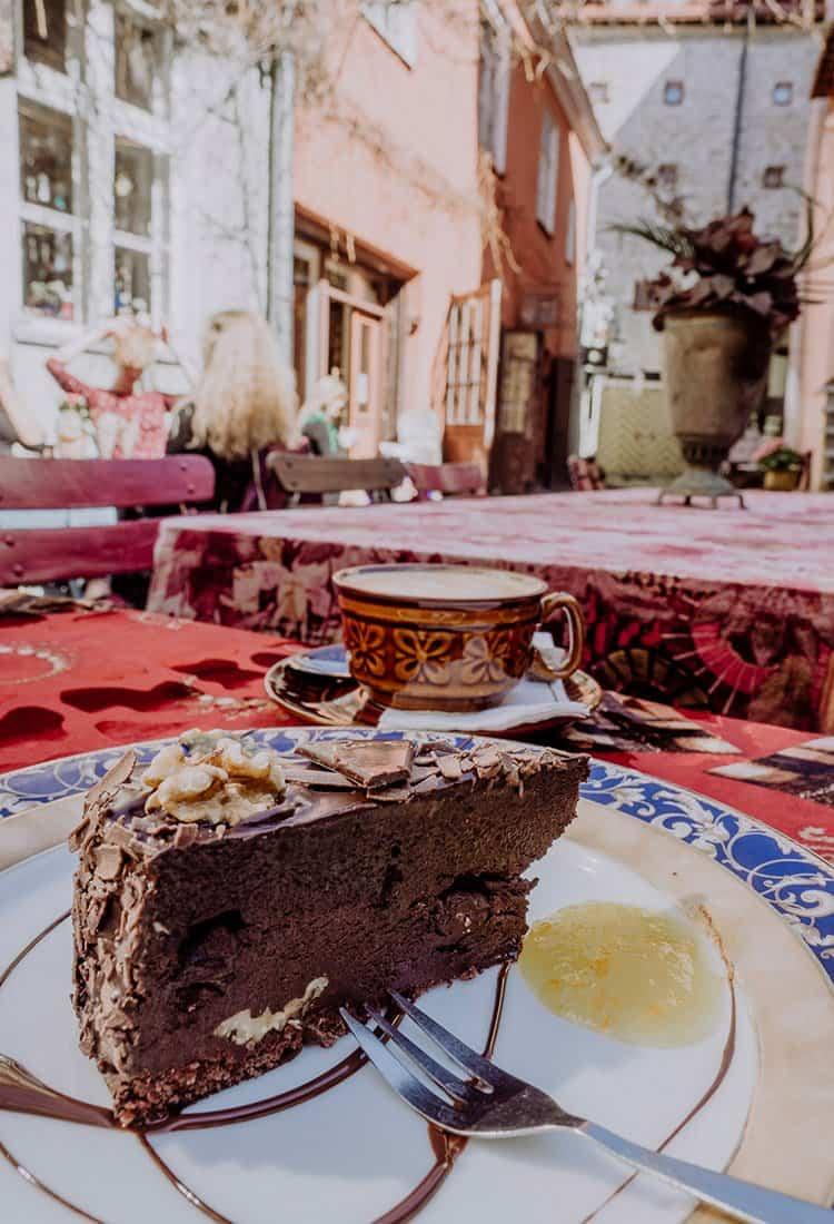 The Pierre Chocolaterie Tallinn