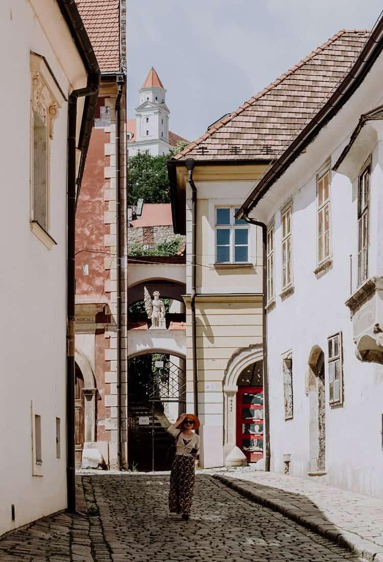 Altstadt von Bratislava