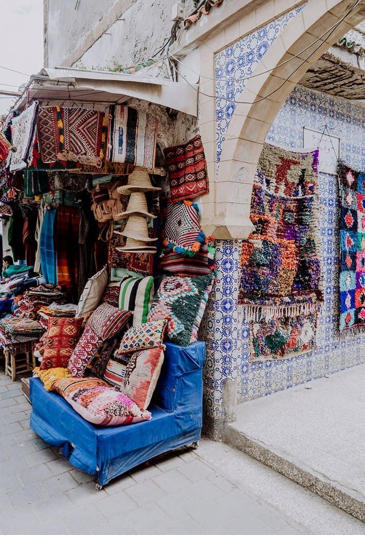 Einkaufen in Essaouira