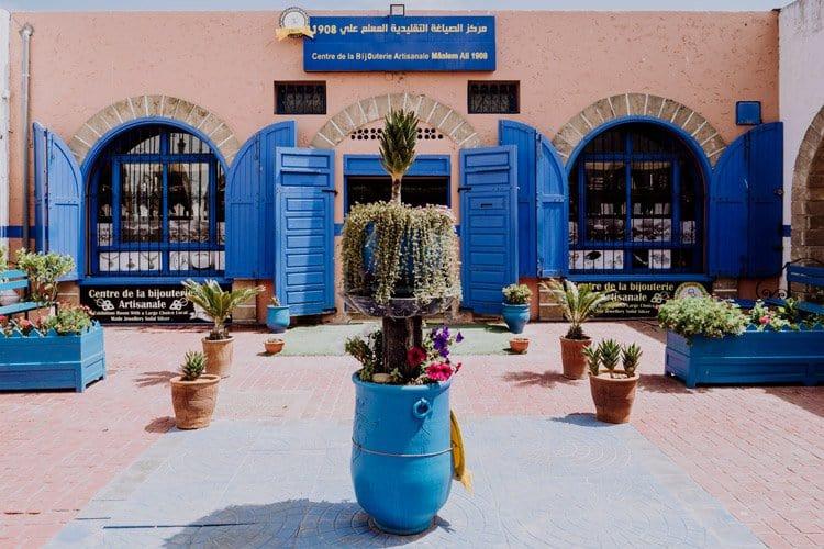 Centre de la Bijouterie Artisanale Maalem Ali