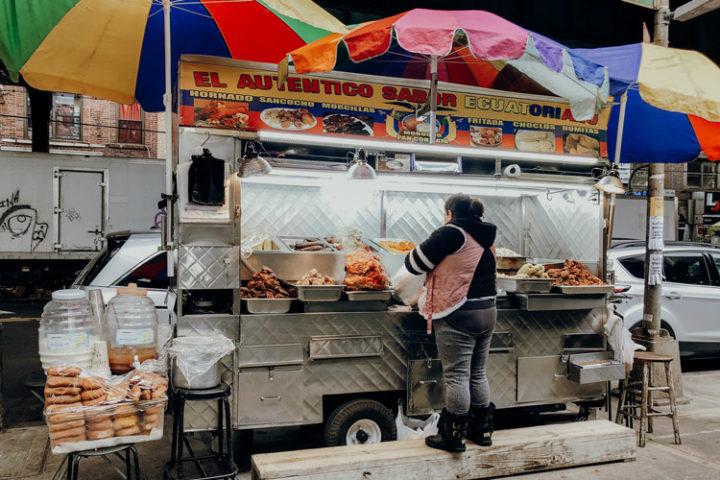Foodtour Queens
