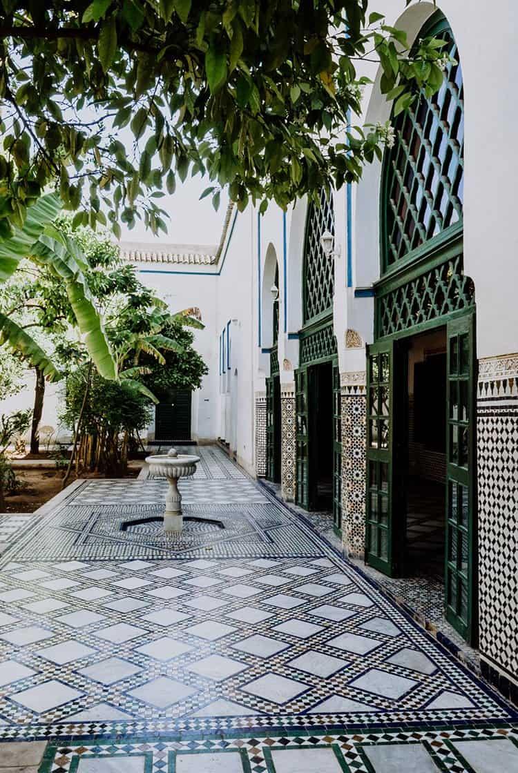 Der Bahia Palast