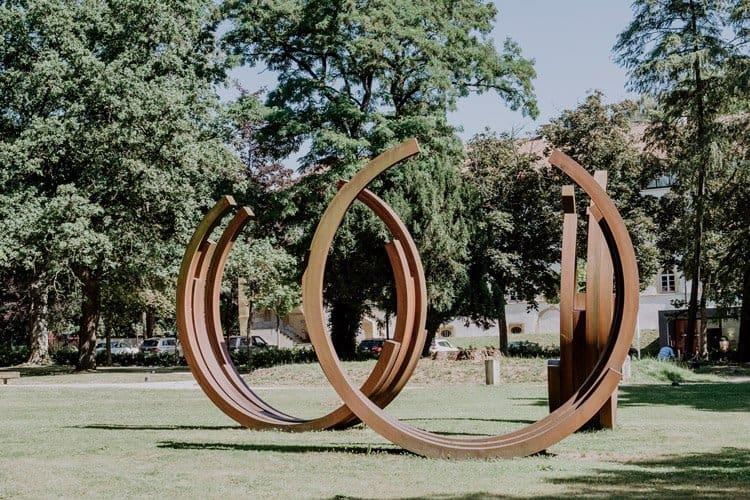 """Rundweg """"Kunst und Gärten"""""""