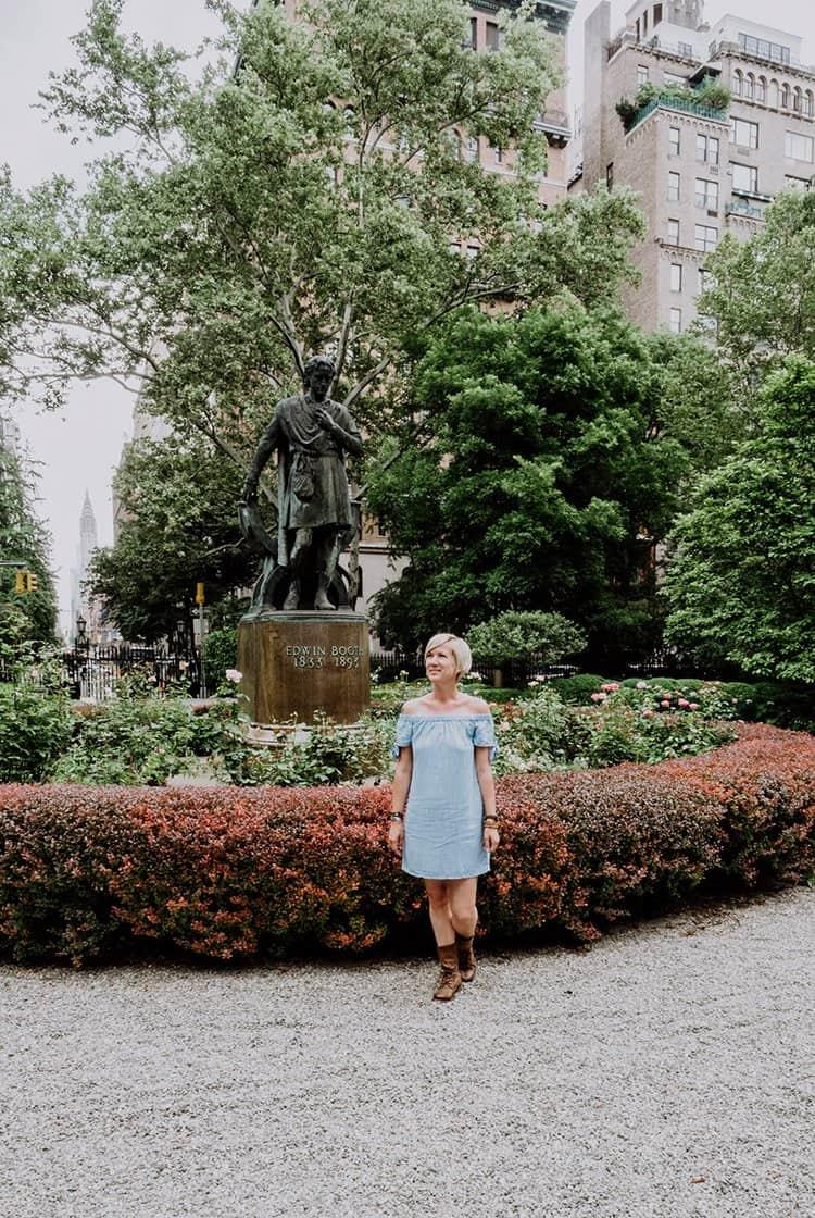 Der Gramercy Park