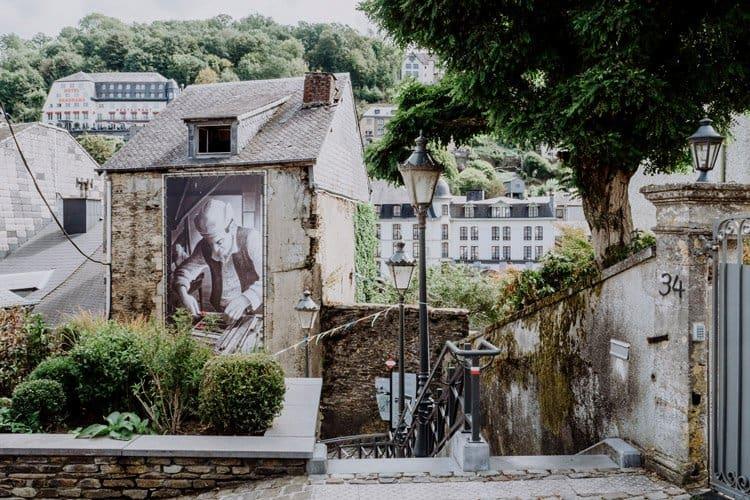 Stadtführung durch Bouillon