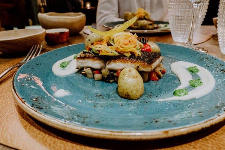 Restaurant Les Terrasses de l'Our
