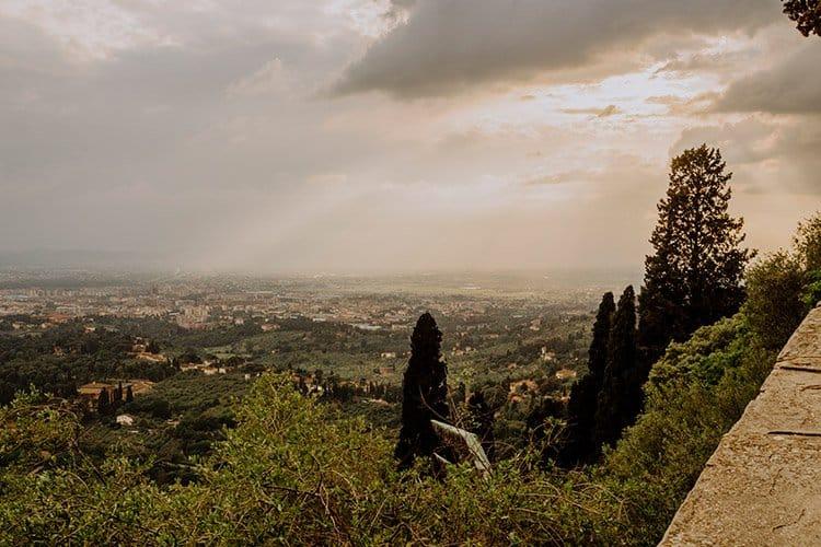 Oldtimer-Tour durch Florenz