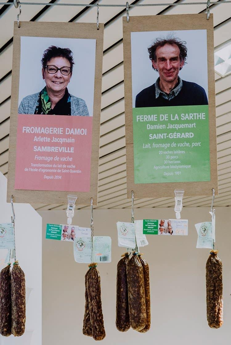 Paysans artisan – regional und bio einkaufen