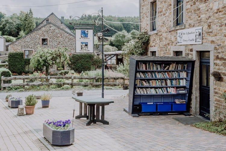 das bezaubernde Bücherdorf Rendu