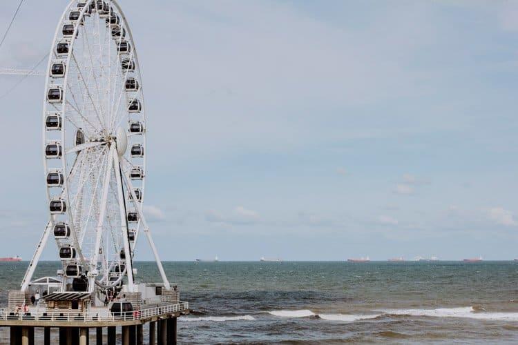 Scheveningens Pier