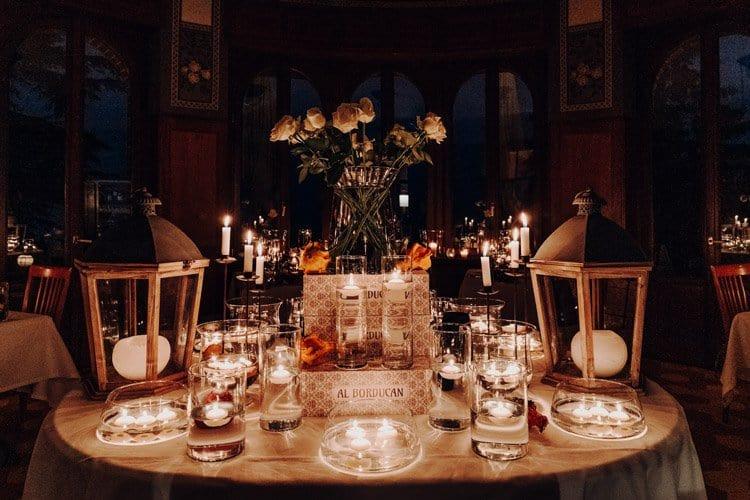 Ein Aperitivo im romantischen Restaurant Al Borducan