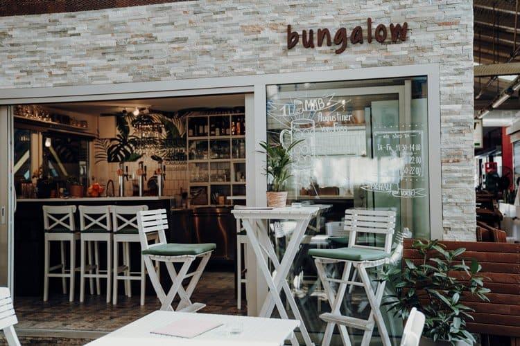 Gönne Dir einen Burger – das Bungalow