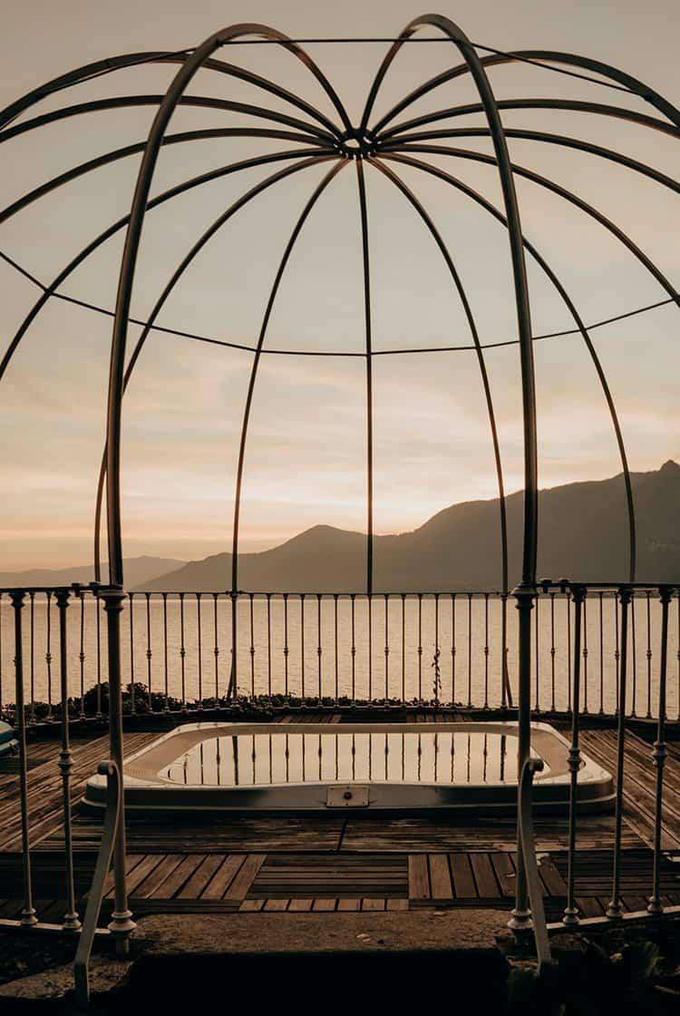 Hotel mit Blick auf den Lago Maggiore – das Camin Hotel Colmegna