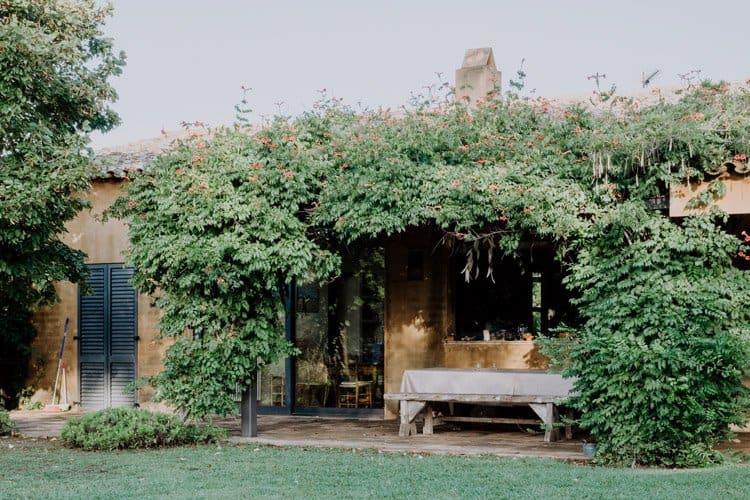 Das Ferienhaus Ermedàs in Calella de Palafrugell