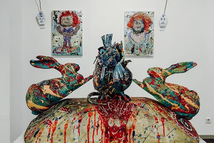 Festival Drehmoment – Ausstellung des Pop-Art Künstler Andora