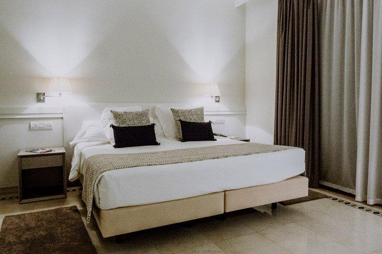 Das Hotel Santa Marta in Lloret de Mar