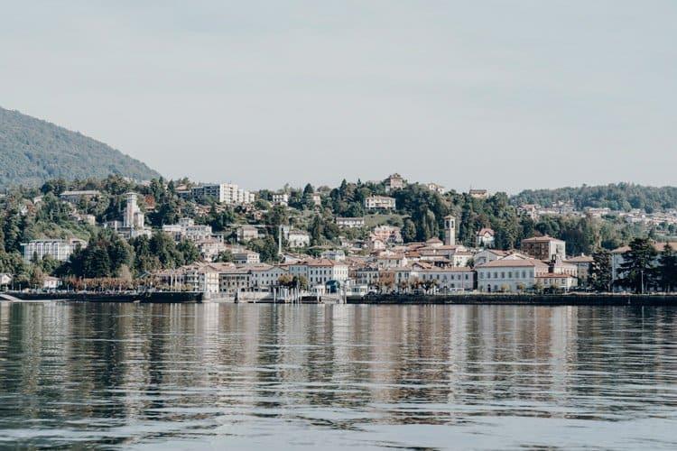Ein Nachmittag mit dem Segelboot auf dem Lago Maggiore