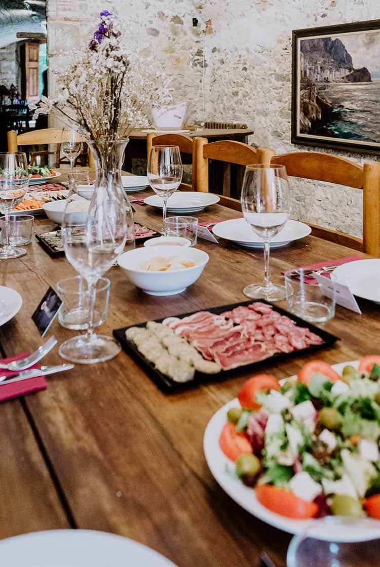 Weinprobe Mas Oller in Torrent