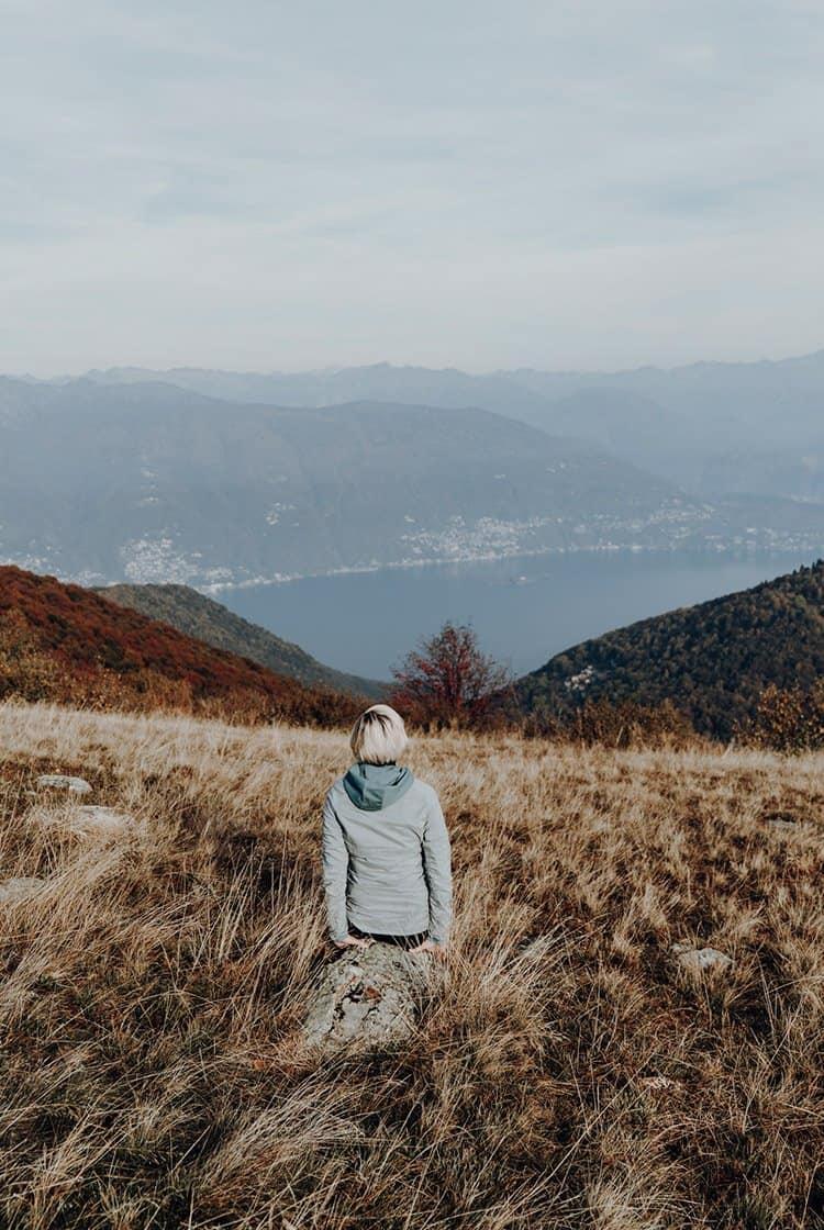 Wanderung auf den Monte Cadrigna