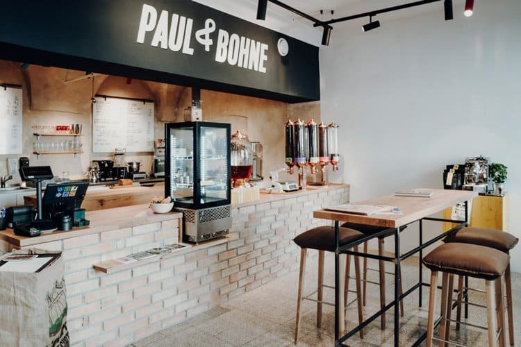 Kaffeepause bei Paul & Bohne – Steirisch Coffee Roasters