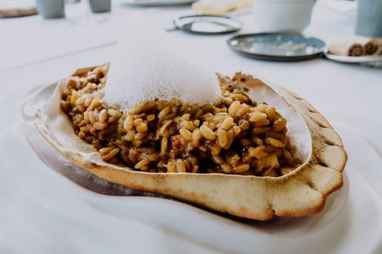 Das Restaurant Casamar in Llafranc