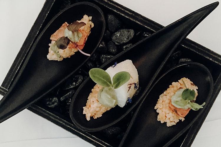Restaurant Cube: Fine Dining mit Aussicht