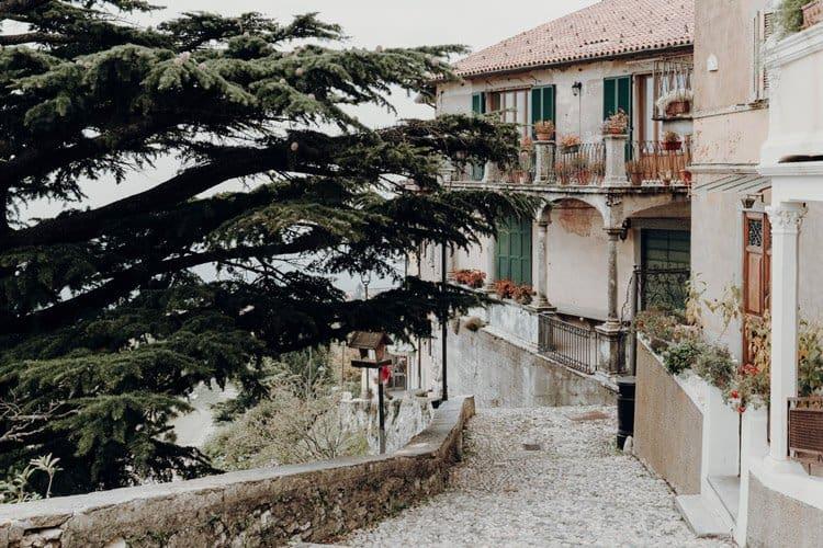 Ein Spaziergang durch die UNESCO-Welterbestätte Sacro Monte di Varese