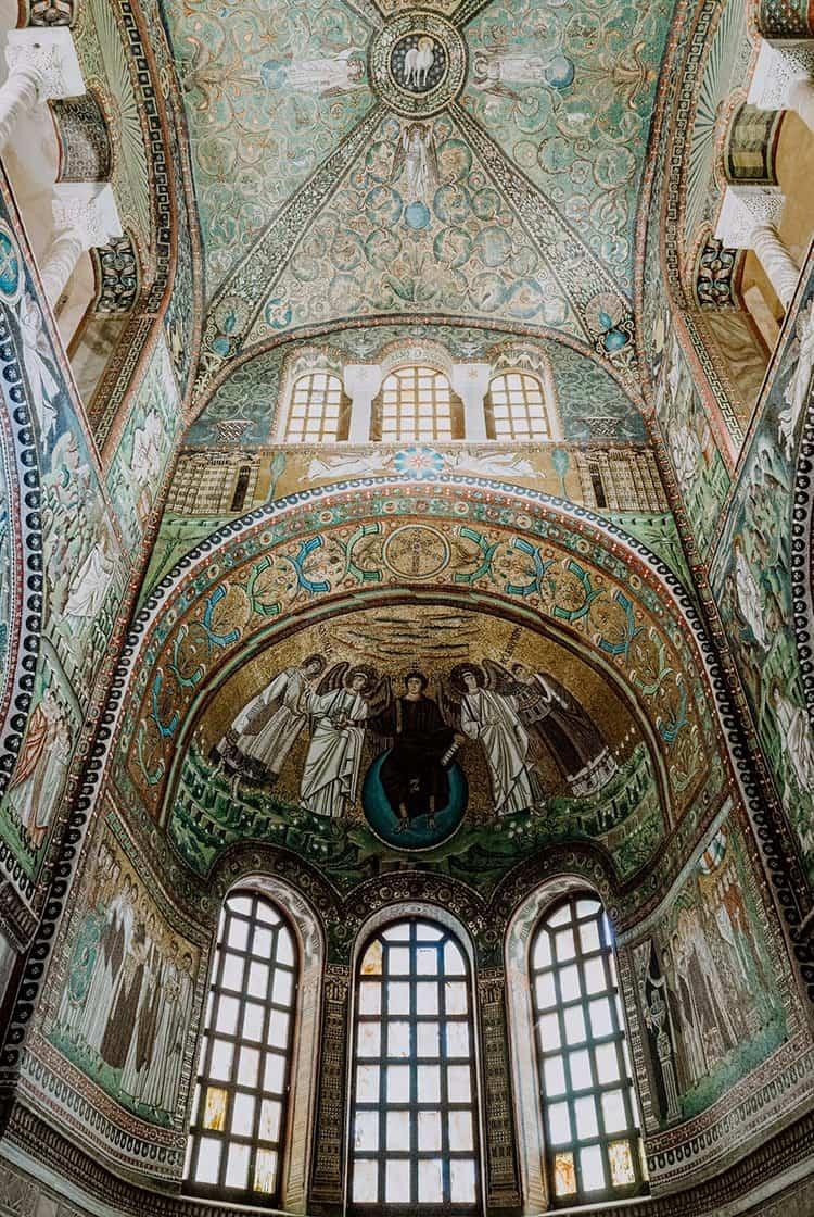 Kirche San Vitale Ravenna