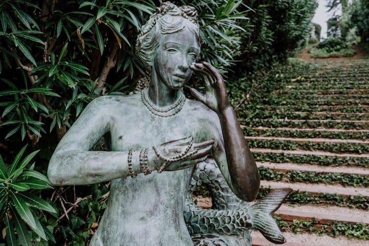 Die Gärten von Santa Clotilde in Lloret de Mar