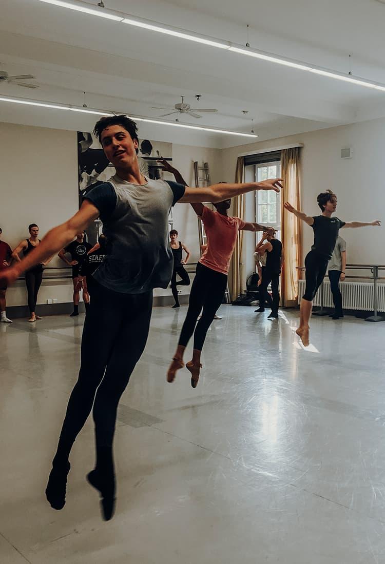 Führung hinter die Kulissen der Staatstheater Stuttgart