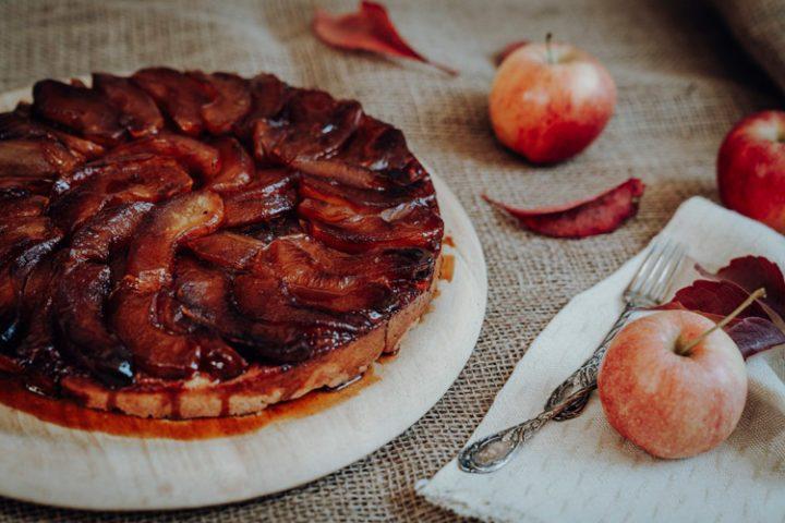 Tarte Tatin – Französischer Apfelkuchen