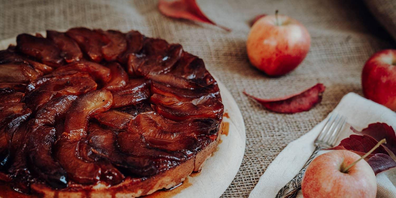 Tarte Tatin – Rezept Französischer Apfelkuchen