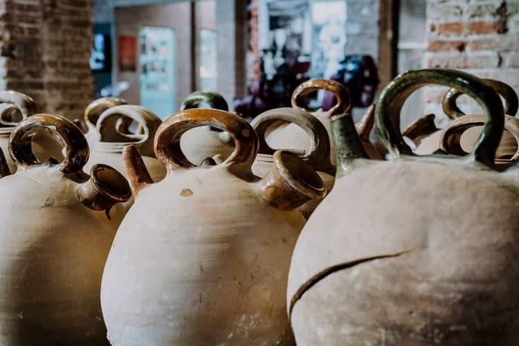 Terracotta Museum in Bisbal d'Empordà